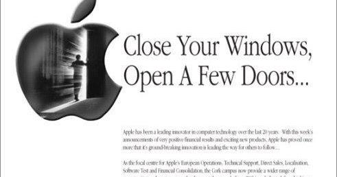 Apple-creative-recruitment-ad atraer talento