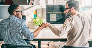 Tener amigos en el trabajo refuerza la productividad