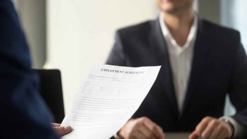 proceso de reclutamiento y selección de personal