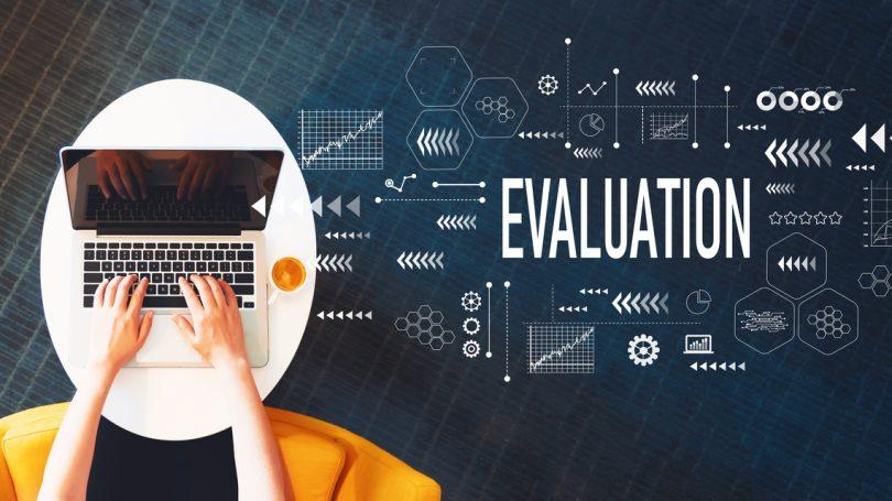 evaluación del desempeño ejemplos