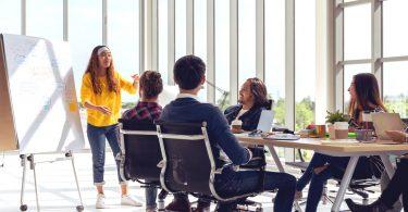 roles equipo empresarial