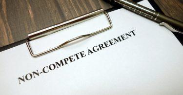 pacto de no competencia