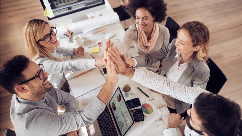 dinámicas de trabajo en equipo