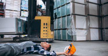 accidente laboral