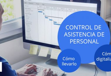 control de asistencia de personal