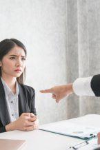 defectos de un candidato en la entrevista