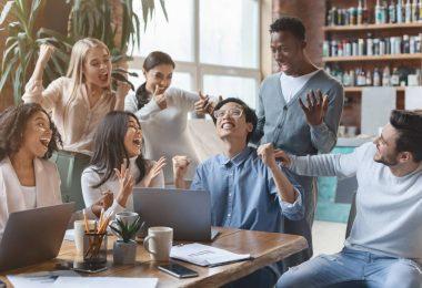 Cómo conseguir empleados felices