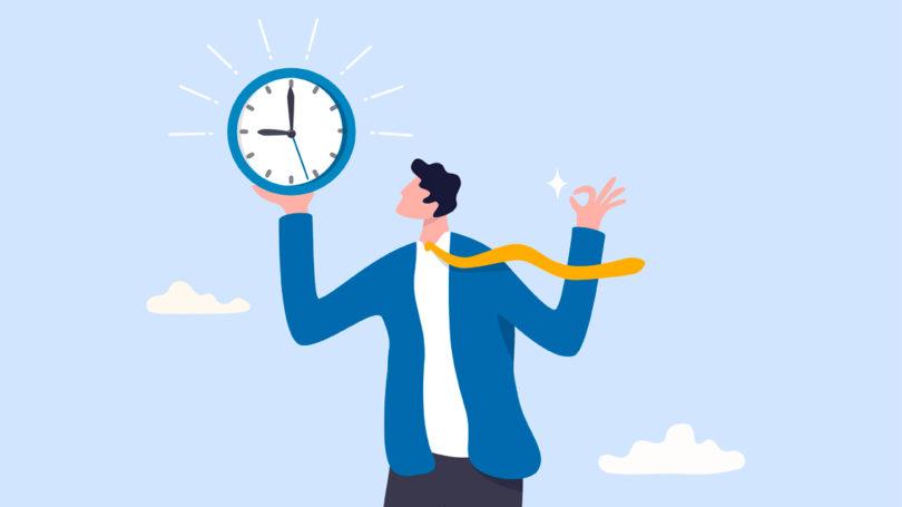 gestion del tiempo en las empresas