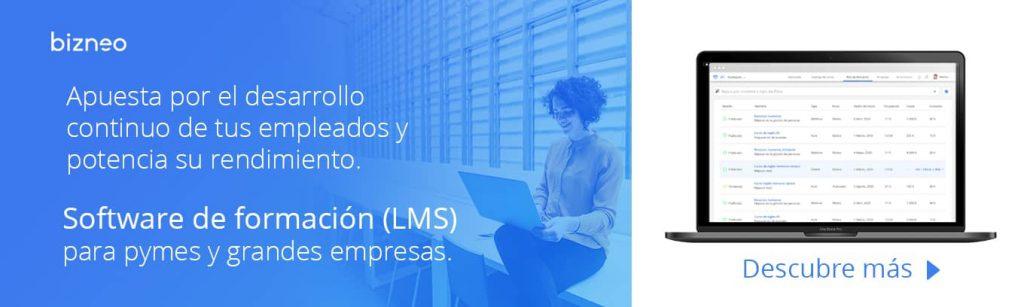 Software de formación en las empresas