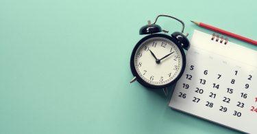 Reloj checador de empleados