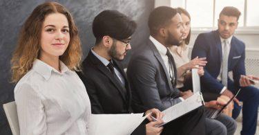 Plantilla de reclutamiento de personal Excel