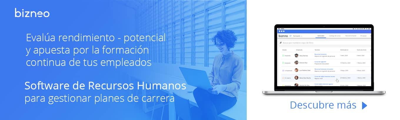 Software para hacer un plan de carrera profesional
