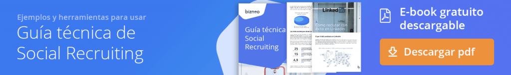 guía de social recruiting